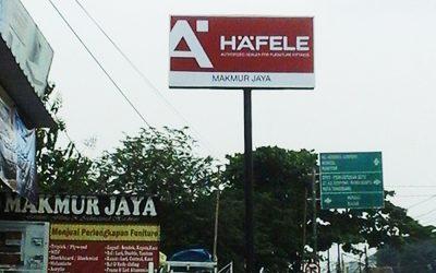 Billboard Hafele